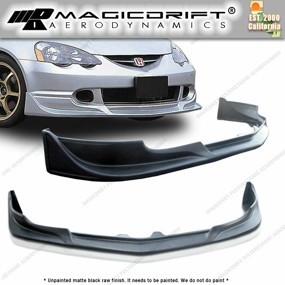 Acura RSX DC5 Integra Front Bumper PU Lip Body Kit