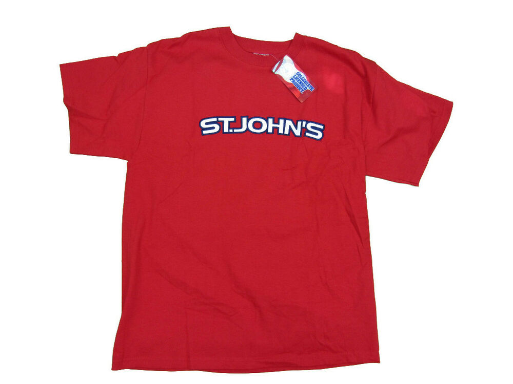 St John 39 S Red Storm Adult Red With Blue Trimmed White