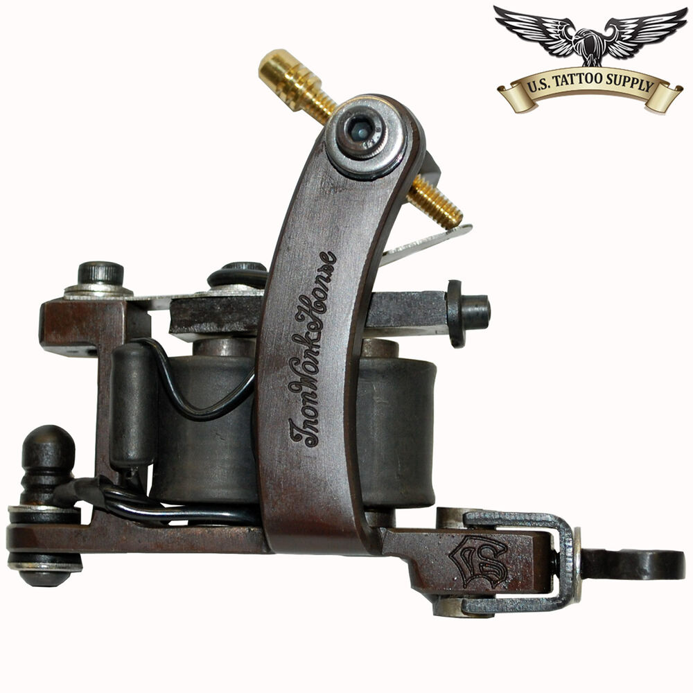 black iron mini bulldog tattoo machine liner ebay