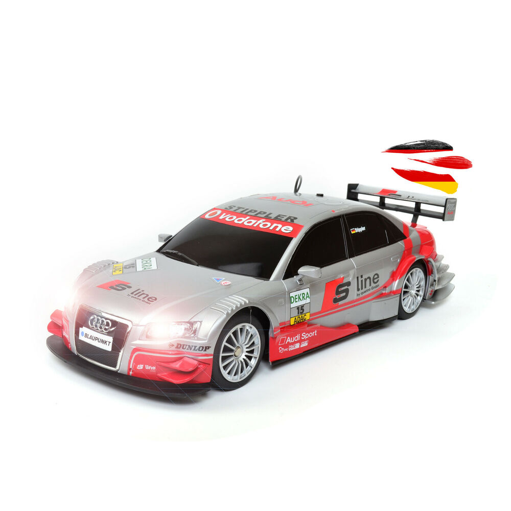 original audi a4 dtm auto rc hersteller lizenz modell car. Black Bedroom Furniture Sets. Home Design Ideas