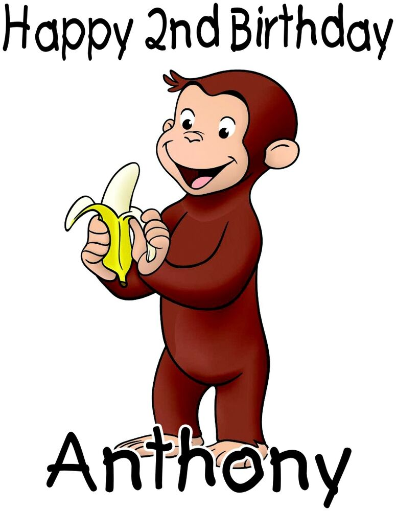 Curious George Cartoon Characters | www.imgkid.com - The ...