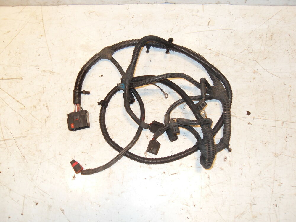 Jeep Wrangler Tj Headlight Grille Wiring Harness Late 1997