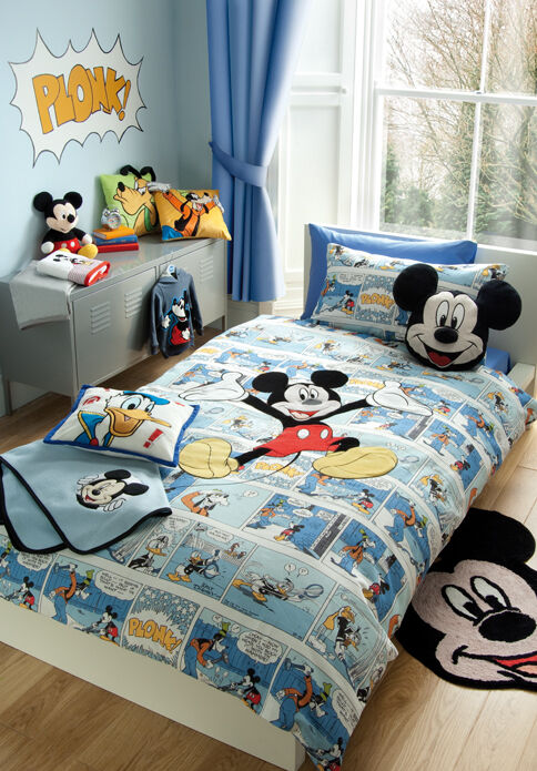 minnie mouse rug bedroom disney mickey mouse comic duvet cushion blanket 16201