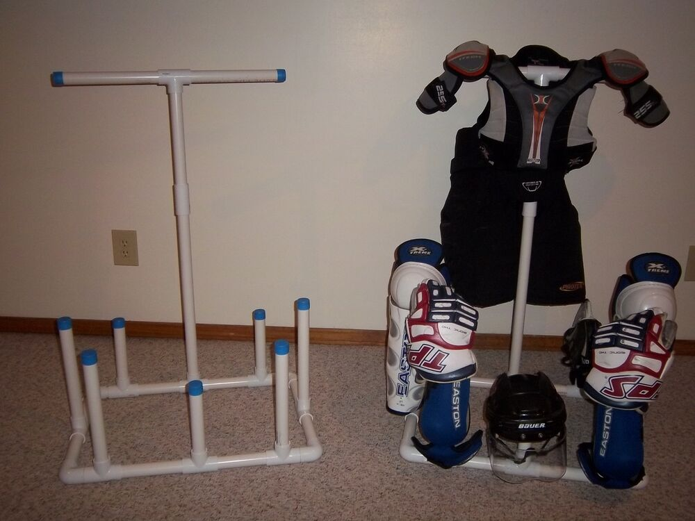 Exceptionnel SPORTS EQUIPMENT HOCKEY DRYING RACK TREE | EBay