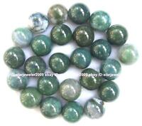 4mm 6mm 8mm 10mm 12mm 14mm 16mm float-grass agateRound Gemstone Beads 15""