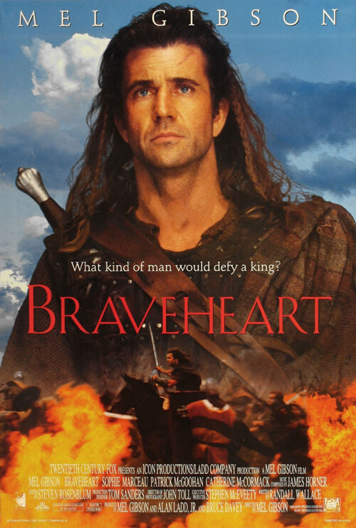 film analysis braveheart We can all name our favourites: those inspirational movie speeches that make   of stirling in braveheart, and aragorn's speech before the final battle in the lord   this analysis of the aspects of leadership contained in both.