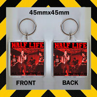 HALF LIFE - ALL OUR YESTERDAYS - CD COVER KEYRING