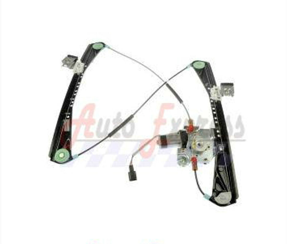 00 02 lincoln ls power window regulator with motor front for 03 lincoln ls window regulator