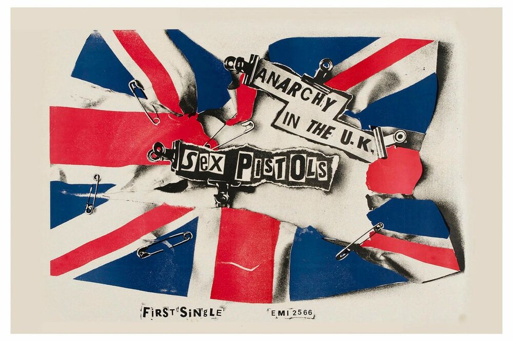 sex pistols anarchy for the uk
