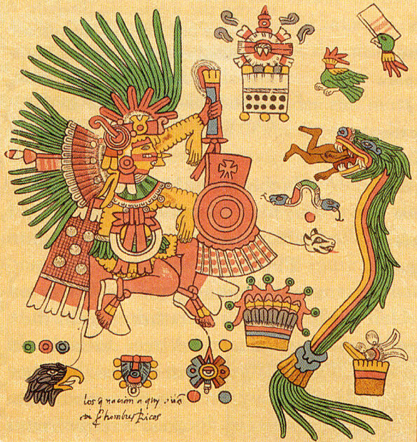 the advanced minds of the ancient aztecs The aztecs, mayans and incas are often confused in the minds of those who have not studied their history the aztec and maya were mesoamerican civilizations, living.