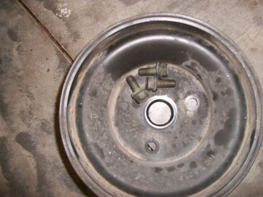 95 gmc safari van chevy astro 4.3 engine crankshaft pulley ... 01 chevy 4 3 engine vacuum diagrams