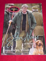 John Norris Country Clothing Catalogue 2009 80pp