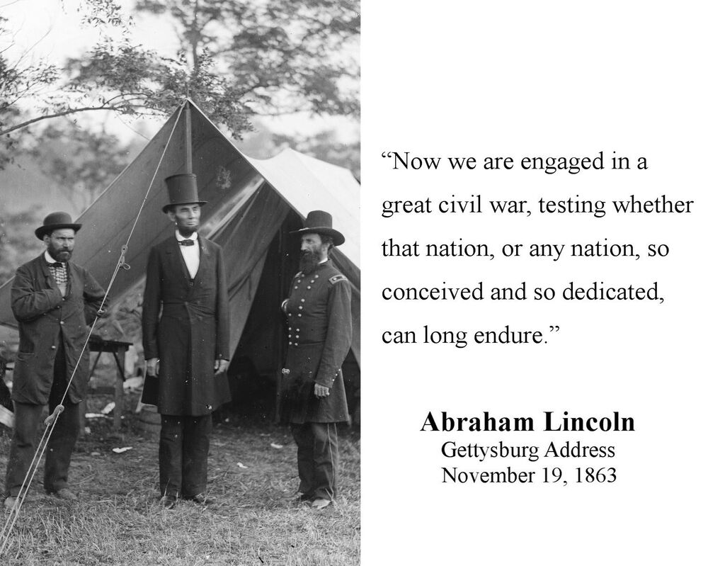 gettsburg address Gettysburg address gettysburg address - the history the gettysburg address was delivered by abraham lincoln on november 19, 1863 to dedicate the soldiers' national cemetery in gettysburg, pennsylvania.
