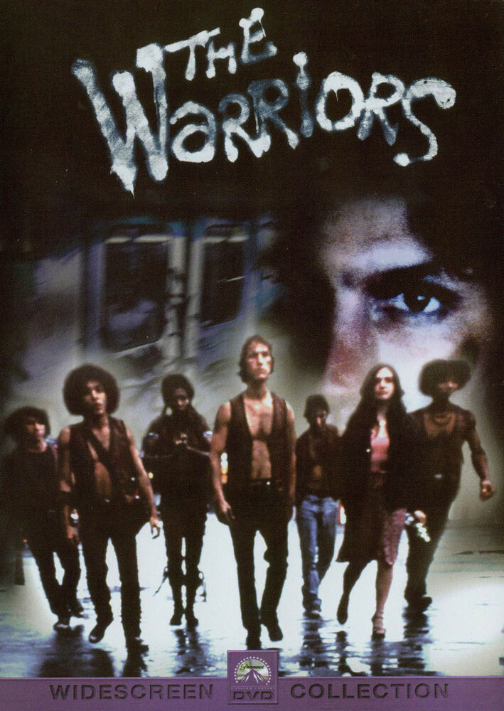 the warriors movie poster 1979 cult film nyc ebay
