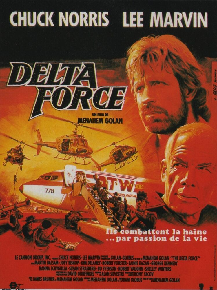 The Delta Force - Rotten Tomatoes