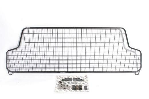 land rover discovery 2 dog    load half height guard mesh