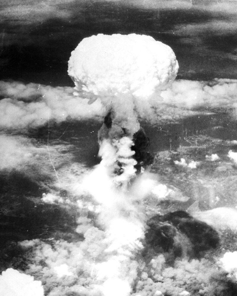 atomic bomb in world war 2 With the advent of world war ii, the atom bomb moved beyond the realm of  science fiction on aug 27, 1944, little more than week before.
