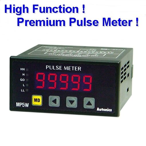 Rotating Speed Monitor : Pulse rotation speed passing time width density