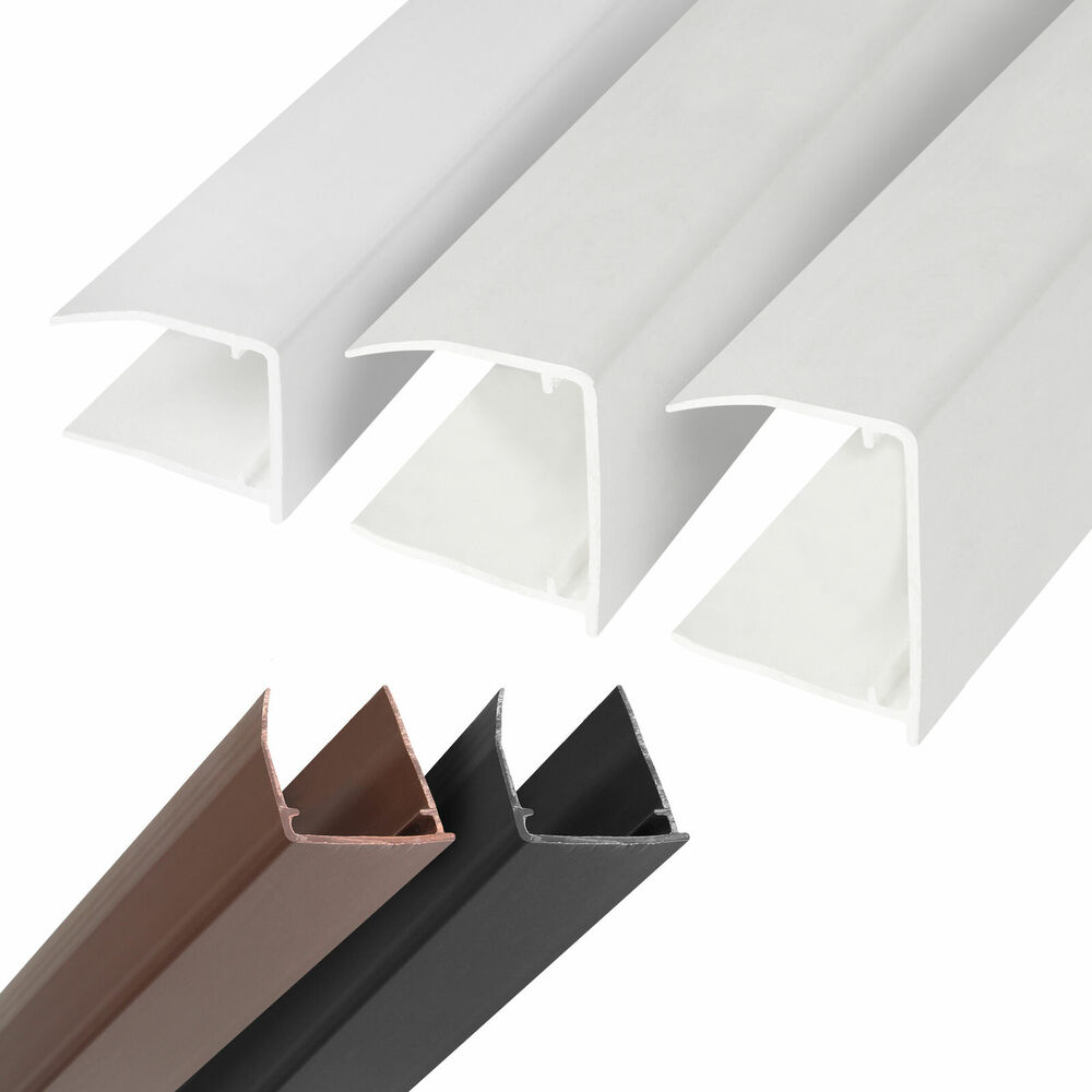 16mm 25mm 35mm End Closure Polycarbonate Glass Roofing