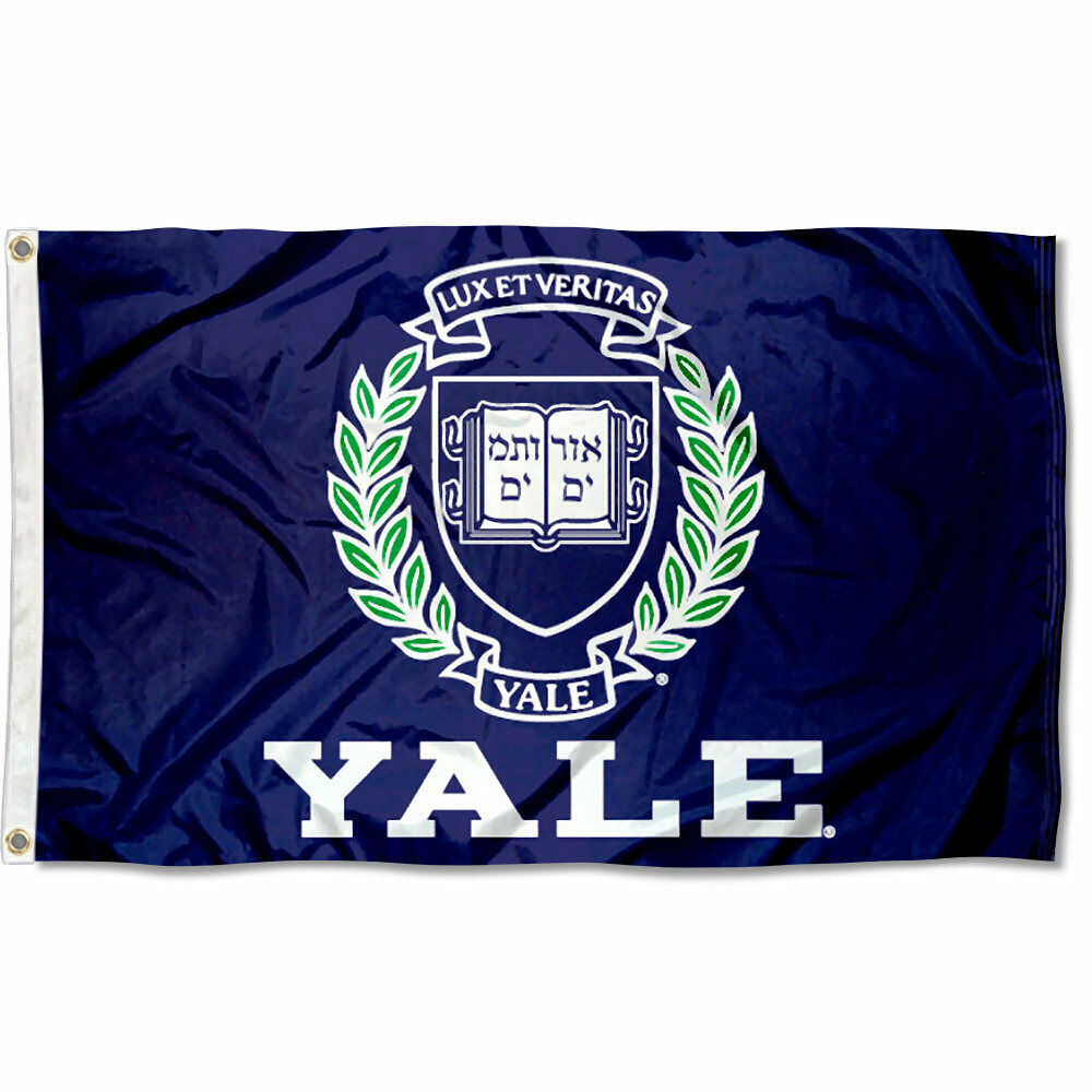 Yale University Bulldogs Flag Large 3x5 Ebay