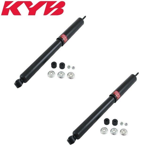 2 rear toyota tacoma 2004 2005 2006 2007 2008 2009 shock absorber kyb 349010 ebay. Black Bedroom Furniture Sets. Home Design Ideas