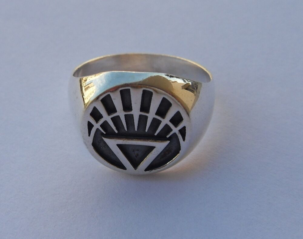 solid sterling silver 925 white lantern corps green