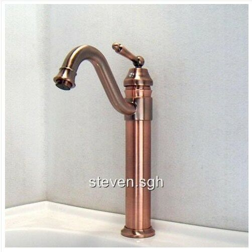 Luxury Antique Copper Bathroom Vessel Sink Faucet 5631c Ebay