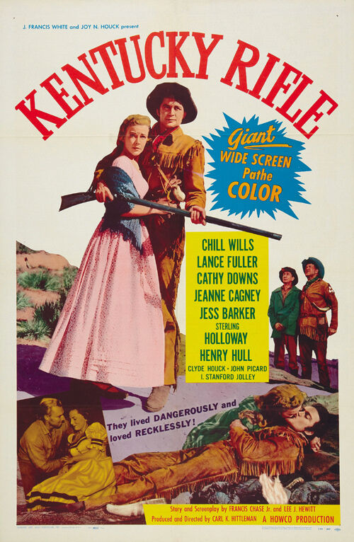 Kentucky Rifle (film) - Wikipedia