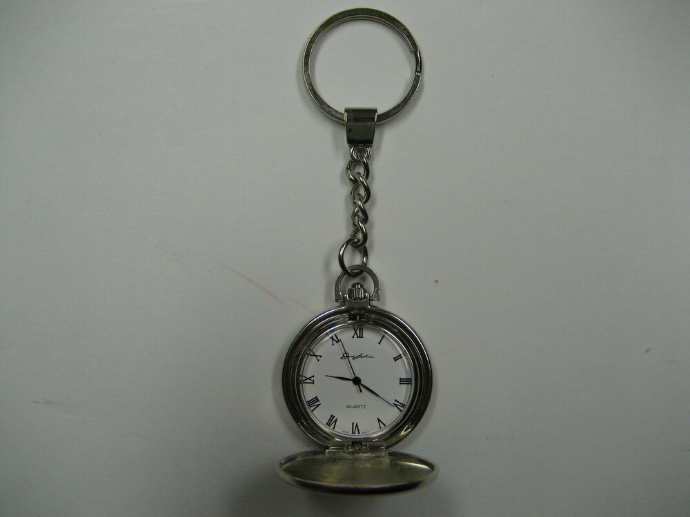 Ophthpac pocket watch quartz japan movt ebay for Celebrity quartz watch japan movt
