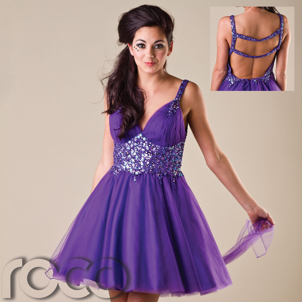 Buy Prom purple dresses for calm girls picture trends
