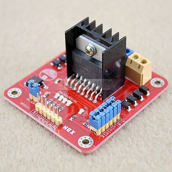 l298n stepper motor driver controller board for arduino ebay