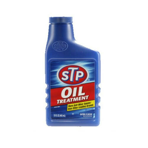 Stp Oil Treatment Additive 300ml Petrol Engines Extra