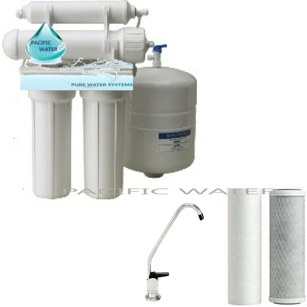 Water Reverse Osmosis Kitchen Sink Systems