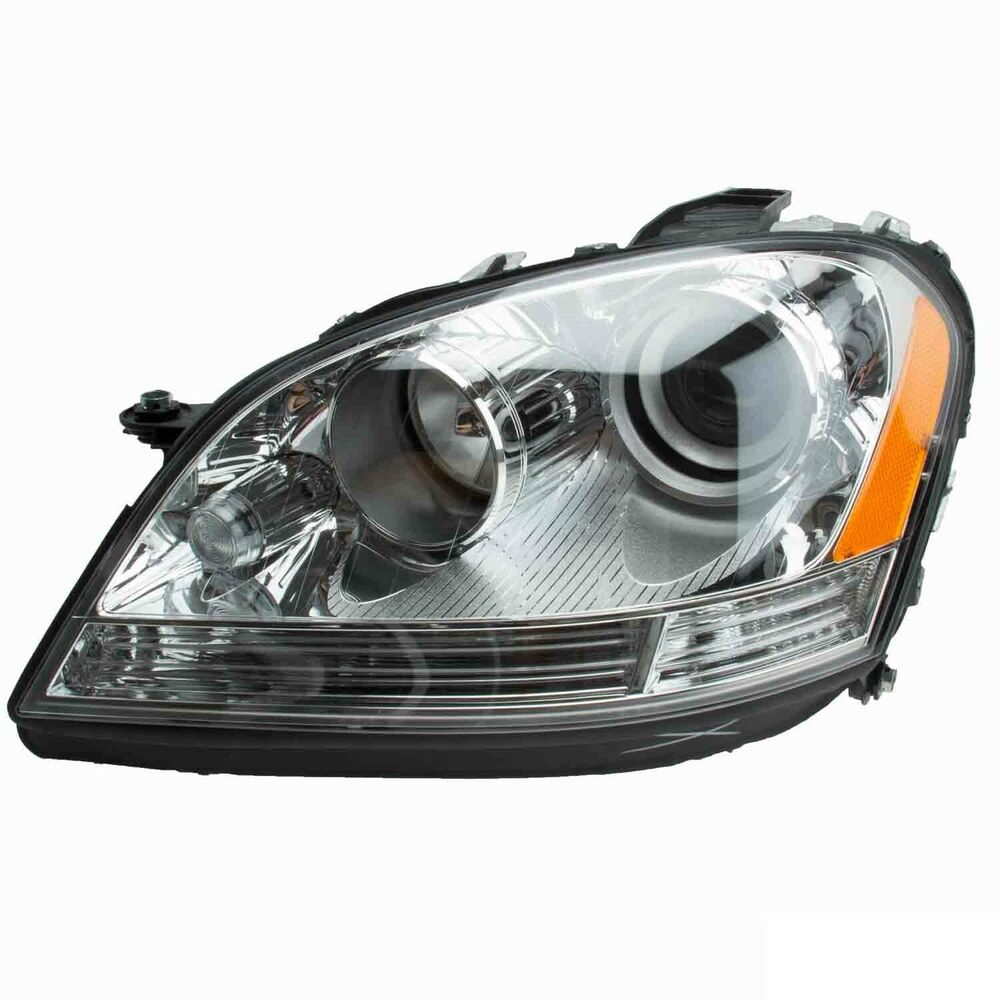 Mercedes benz ml320 ml350 ml500 ml550 ml63 amg headlight for Mercedes benz ml500 parts