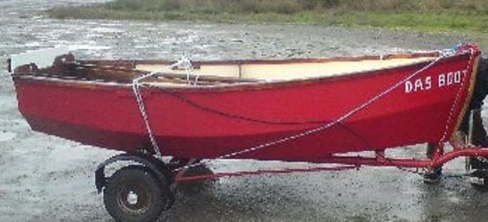 Boat Building Plans for RYE BAY 10 & 12 Plywood Dinghy by STANLEY ...
