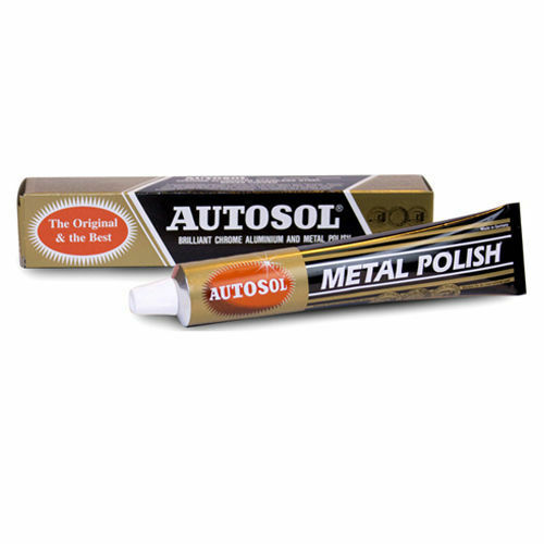 autosol solvol chrome metal aluminium cleaner polish the. Black Bedroom Furniture Sets. Home Design Ideas