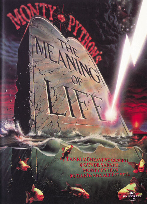 monty pythons the meaning of life 1983 cult movie