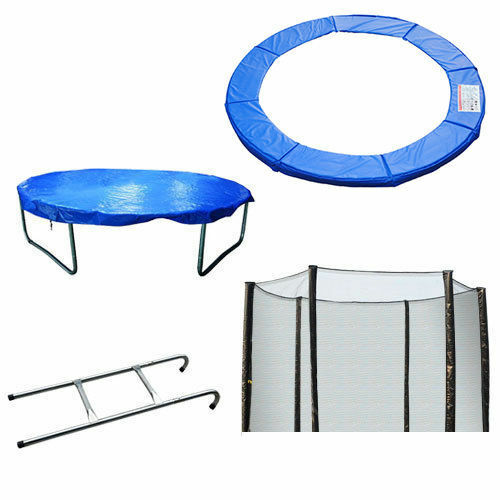 10 12 14 15 Trampoline Replacement Pad Pading Safety Net: Trampoline Replacement Safety Pads Pading Net Rain Cove