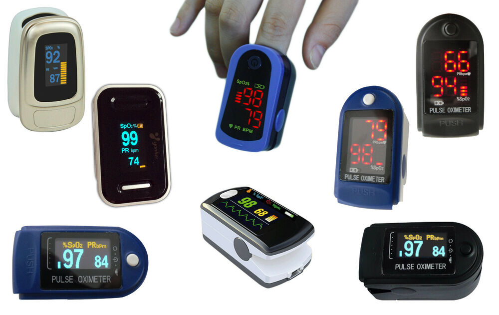 pulsoximeter fingerpulsoximeter herzfrequenzmesser pulsoxymeter oximeter n wahl ebay. Black Bedroom Furniture Sets. Home Design Ideas