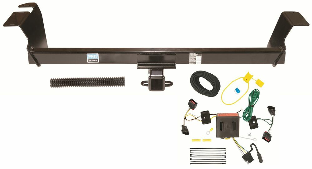2008 2010 dodge grand caravan trailer tow hitch w wiring. Black Bedroom Furniture Sets. Home Design Ideas