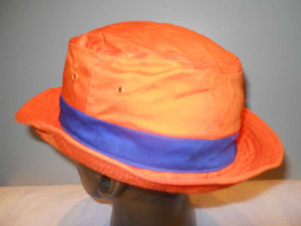 East side boys dead end kids bowery hat fishing orange for Youth fishing hats