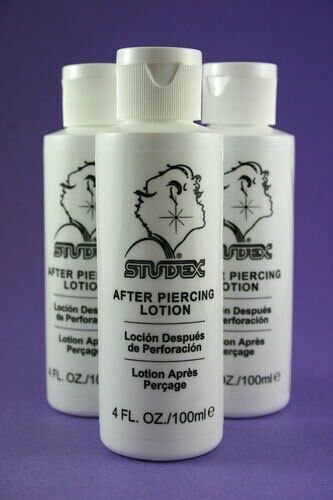 Studex ear piercing after care lotion 100ml brand new for After tattoo lotion