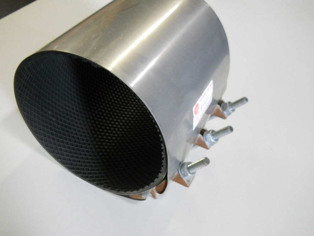 H V Jiffy Clamp Amp Sleeve Coupling 8x9 Ebay