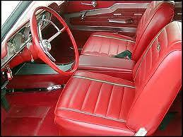 Interior Kit 1964 Fairlane Sports Coupe Various Colors