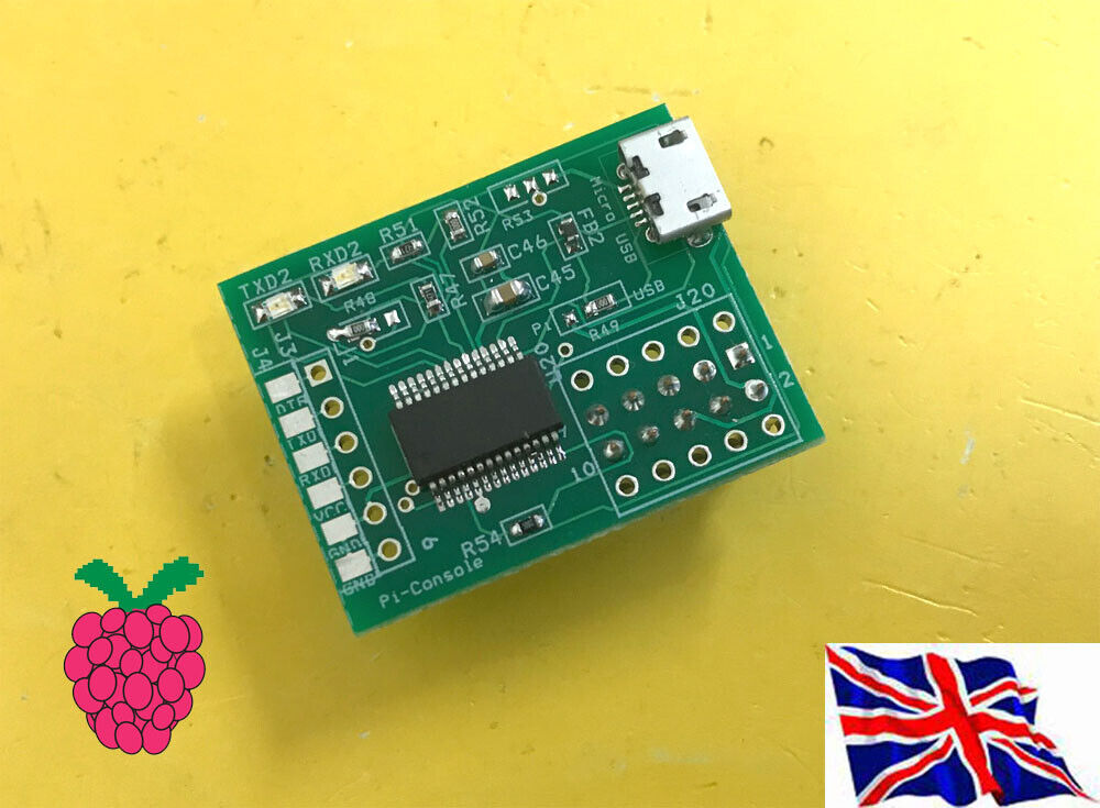 Pi Rs232 Cable For Raspberry Pi Pi Console Cable