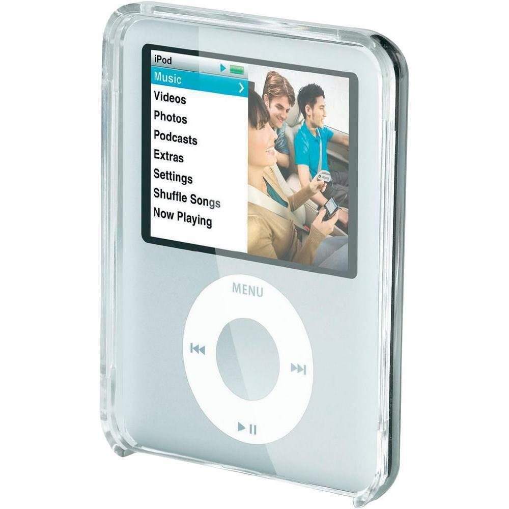 ipod nano 3rd gen 3g 4gb 8gb remix acrylic sleeve case. Black Bedroom Furniture Sets. Home Design Ideas