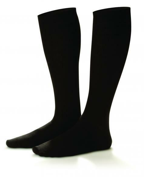 Mens 15 20 Mmhg Compression Knee Dress Socks Supports Dr