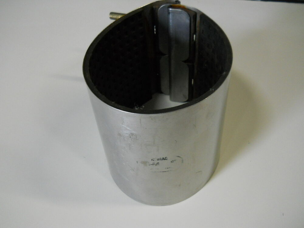 Romac stainless steel repair clamp sc quot ebay