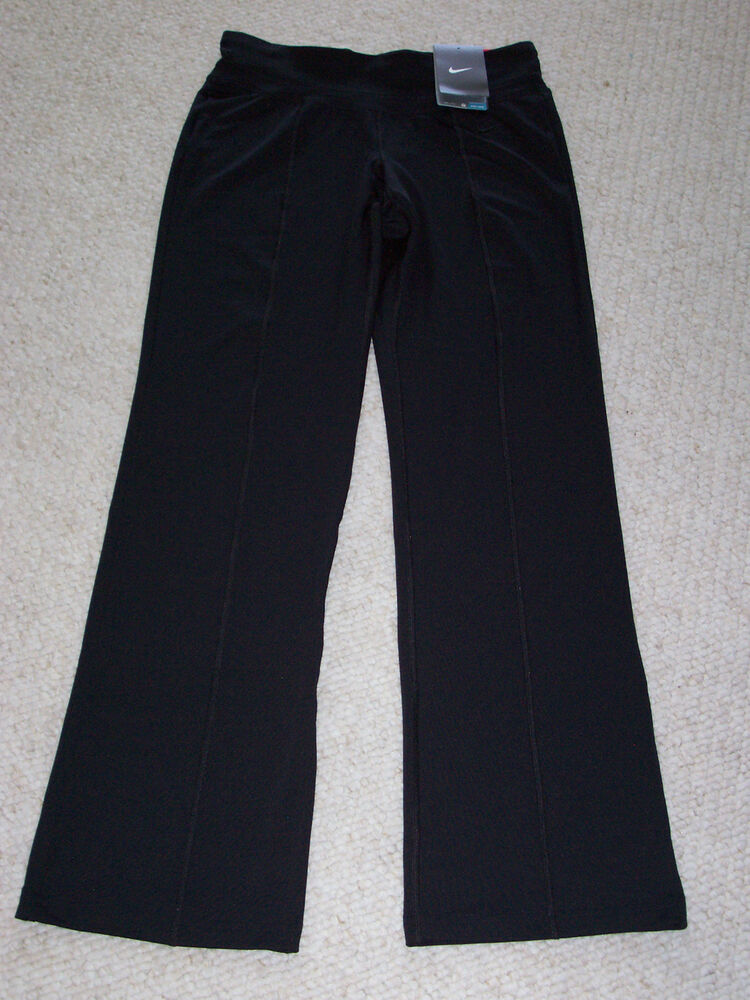 Wonderful  Back To Search Results  Nike Regular DriFit Cotton Pants  Women39s