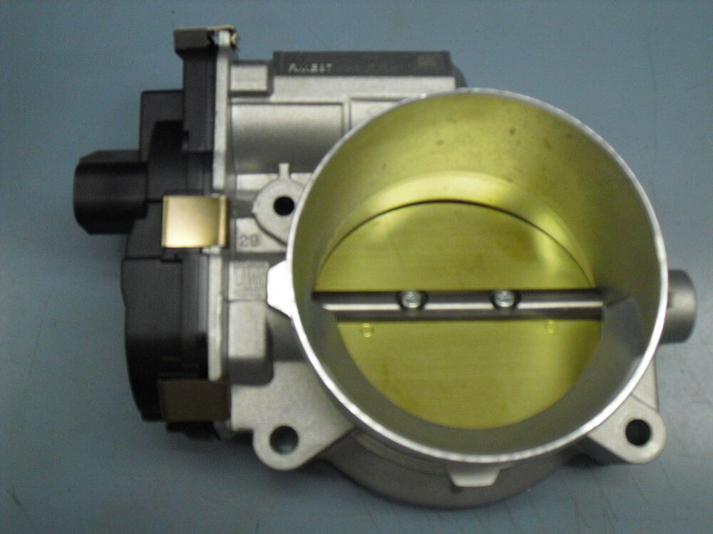 03 09 Hummer Chevrolet Gmc Throttle Body 5 3l 4 8l